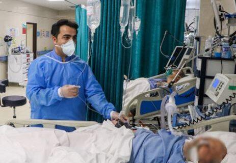 نحوه فعالیت دانشجویان علوم پزشکی در شرایط قرمز کرونا