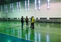 از مجموعه ورزشی اداره کل بنادر و دریانوردی استان گیلان بازدید شد